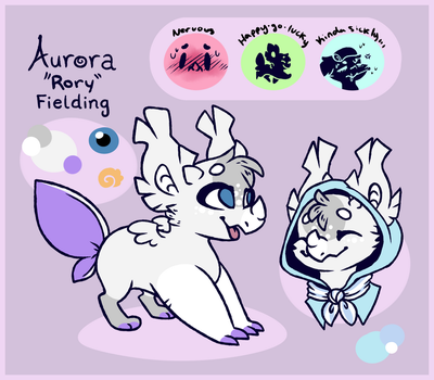 [Reference] - Aurora 'Rory' by Frozen--Star