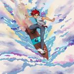 Air surfer. by Wraitany