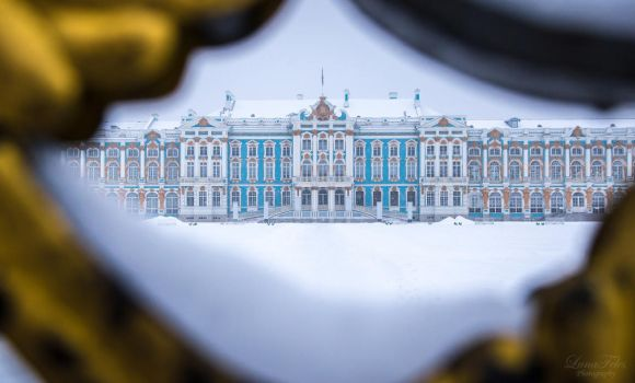 Catherine Palace 3 by LunaFeles