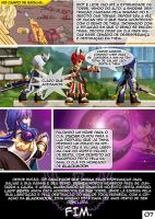 Fanfic Grand Chase ~ Legend Of BLACKMOON 7/9 by YarickArt