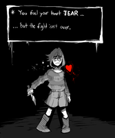 I Don't Want to Hurt You by Zeighous