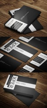 Personal Business Card by calwincalwin