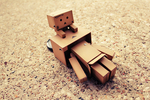Danbo Mini by AlexanderPompa