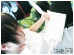 Death Note Light Cosplay 6 by nyappy-aoi