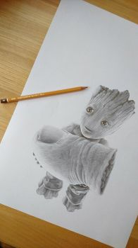 Groot by Norwegian-Elite