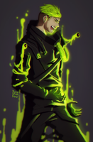 antisepticeye 2 by Day-Dream-Fever