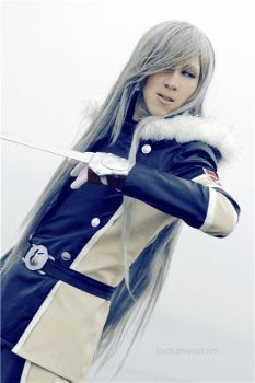 Superbia Squalo cosplay by Squalo-Superbia