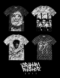 GrahamPhisher Shirts 2011 by GrahamPhisherDotCom