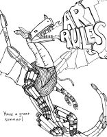 Art Rules by cleophus