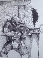 ODST by PossessedIron