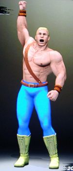 New Adventures He-Man WWE '12 Pose by wallbie