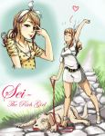 Rich Girl Sei by Limited-Access