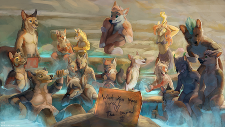 Wish You Were Here by BlindCoyote