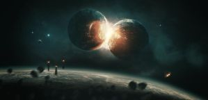 Colliding Worlds by charmedy