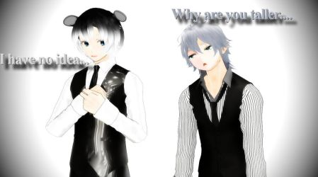 MMD Endoskeletons~ by MMDMotionsAndPoses