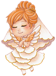 Sweet Seraphim by Following-The-Rabbit