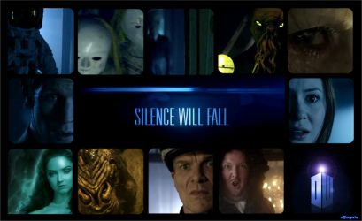 Silence will fall by nancywho