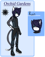 [OGC] Kain Cipriano by MidniightStars
