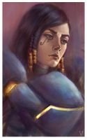 pharah overwatch by vertry