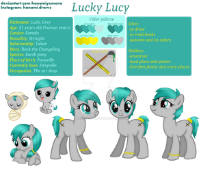 MLP: Lucky Lucy reference