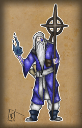 Wizard by Andermatron