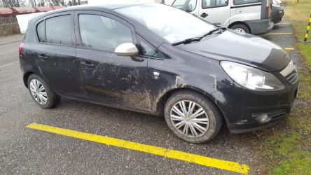 My Opel Corsa 1.2 85cv Edition Dirty (1) by Davi80