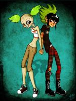 You Know You'll Always Have This by zombielily