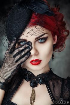 Red Lips by Elisanth