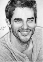 Brant Daugherty by pencilir
