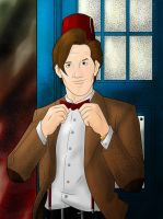 The Doctor redo by zclark