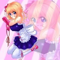 Request for Angel808: Marise Asahina by XxPhantomRiderxX