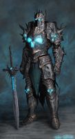 Arthas redesign. by DanRobArt