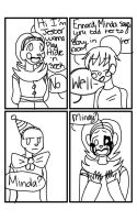 Being Like You Fnaf SL Comic Pg.7 by UndertaleSokemo