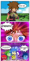 Inside Out of Kingdom Hearts 3 by xeternalflamebryx