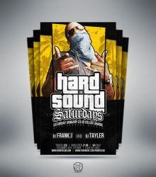 GTA Style Flyer by kontrastt