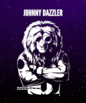 Captain Johnny Dazzler by kagesatsuki