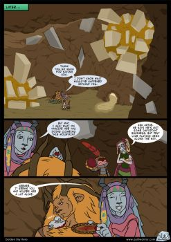 Golden Sky Hero ~ Chapter 7, Page 13 by The-Quill-Warrior