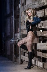 Black Canary by SophieValentineCos
