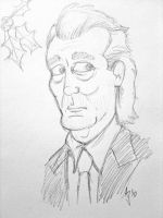 Daily: Bill Murray in Scrooged by AtlantaJones