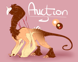 Creature Auction - 1 CLOSED by TwoSidedViolet