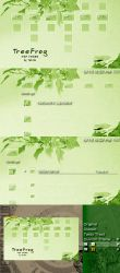 TreeFrog PSP Theme by takebo
