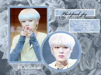 Lee Minhyuk pack 4 by ElisabetCavalcabue