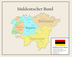 The South German Confederation by Toothbox