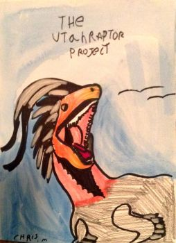 The Utahraptor Project by ChrisM199