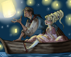 Almost Accurate: Tangled by ToscaSam