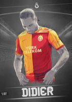Poster | Didier Drogba by anasonmania