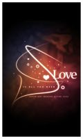 Love is all you need by naveedafsar1983