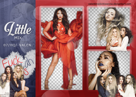Pack png - Little Mix. by ValentinaDontiWanna
