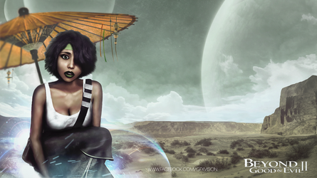 Beyond Good And Evil 2 by xeronoxic