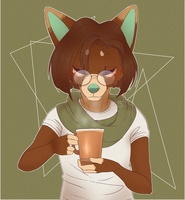 coffee by catitty